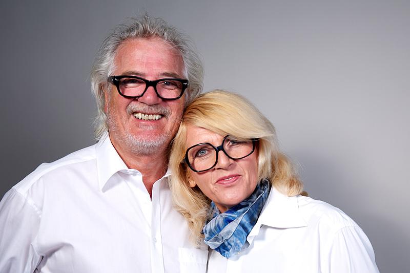 Annette und Hasso von Hugo