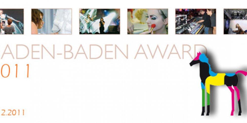 Angela Marbach nominiert beim Baden Baden